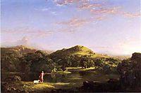 The Good Shepherd, 1848, cole