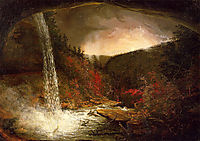 Kaaterskill Falls, 1826, cole