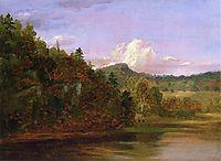 Landscape (American Lake in Summer), cole