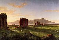 Roman Campagna, 1843, cole