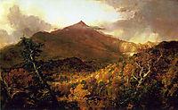 Schroon Mountain, Adirondacks, 1838, cole