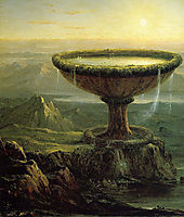 The Titan-s Goblet, 1833, cole