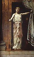 Clytemnestra, 1882, collier