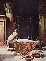The Death of Cleopatra, 1910, collier