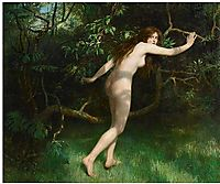 Eve, 1911, collier