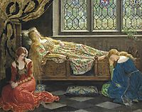 Sleeping Beauty, 1929, collier