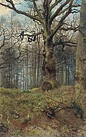 The Spring Wood, collier