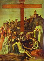 The Deposition , conegliano