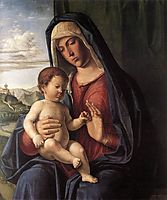 Madonna and Child, c.1504, conegliano