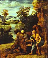 St. Jerome in the Desert, conegliano