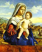Virgin and Child, c.1505, conegliano