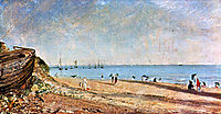 Brighton Beach , constable
