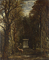 Cenotaph to the Memory of Sir Joshua Reynolds, constable