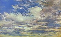 Cloud Study, 1822, constable