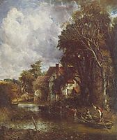 Die Valley Farm, 1835, constable