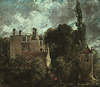 The Grove or Admiral-s House, 1822, constable