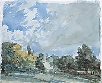 Hampstead, 1833, constable