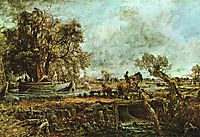 The Leaping Horse, constable