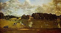 Wivenhoe Park, 1816, constable