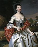 Ann Tyng, 1756, copley