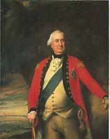 Charles Cornwallis, First Marquis of Cornwallis, c.1795, copley