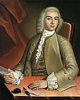 Charles Pelham, 1754, copley