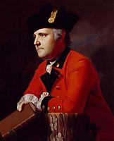 Colonel John Montresor, 1771, copley