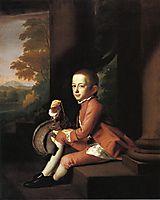 Daniel Crommelin Verplanck, 1771, copley