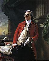 Elkanah Watson, 1782, copley
