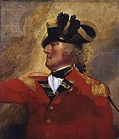George Augustus Eliott, 1st Baron Heathfield, copley