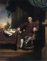 Henry Laurens, 1782, copley