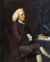 Isaac Smith, 1769, copley