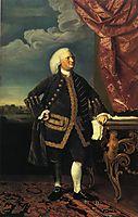 Jeremiah Lee, 1769, copley