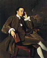 John Bours, 1763, copley