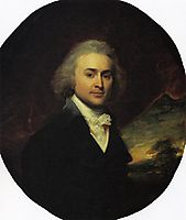 John Quincy Adams, 1796, copley
