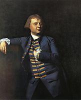 Lemuel Cox, 1770, copley