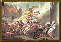 The Major Peirson-s Death, 1784, copley