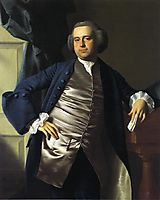Moses Gill, 1764, copley