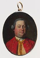 Moses Gill, c.1759, copley