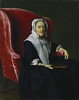 Mrs. Anna Dummer Powell, 1764, copley