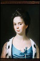 Mrs. Joseph Barrell (Hannah Fitch), 1771, copley