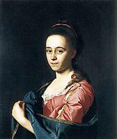 Mrs. Joshua Henshaw II, c.1772, copley