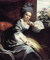 Mrs.Clark Gayton, 1779, copley