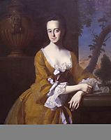 Mrs.John Murray (Lucretia Chandler), 1763, copley