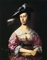 Mrs.Samuel Quincy, c.1761, copley