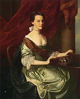 Mrs.Theodore Atkinson Jr, 1765, copley