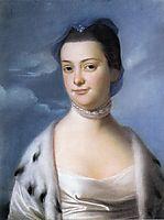 Mrs. William Turner (Ann Dumaresq), 1767, copley