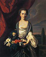Mrs.Woodbury Langdon, 1767, copley