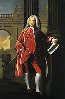 Nathaniel Sparhawk, 1764, copley