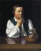 Paul Revere, 1770, copley